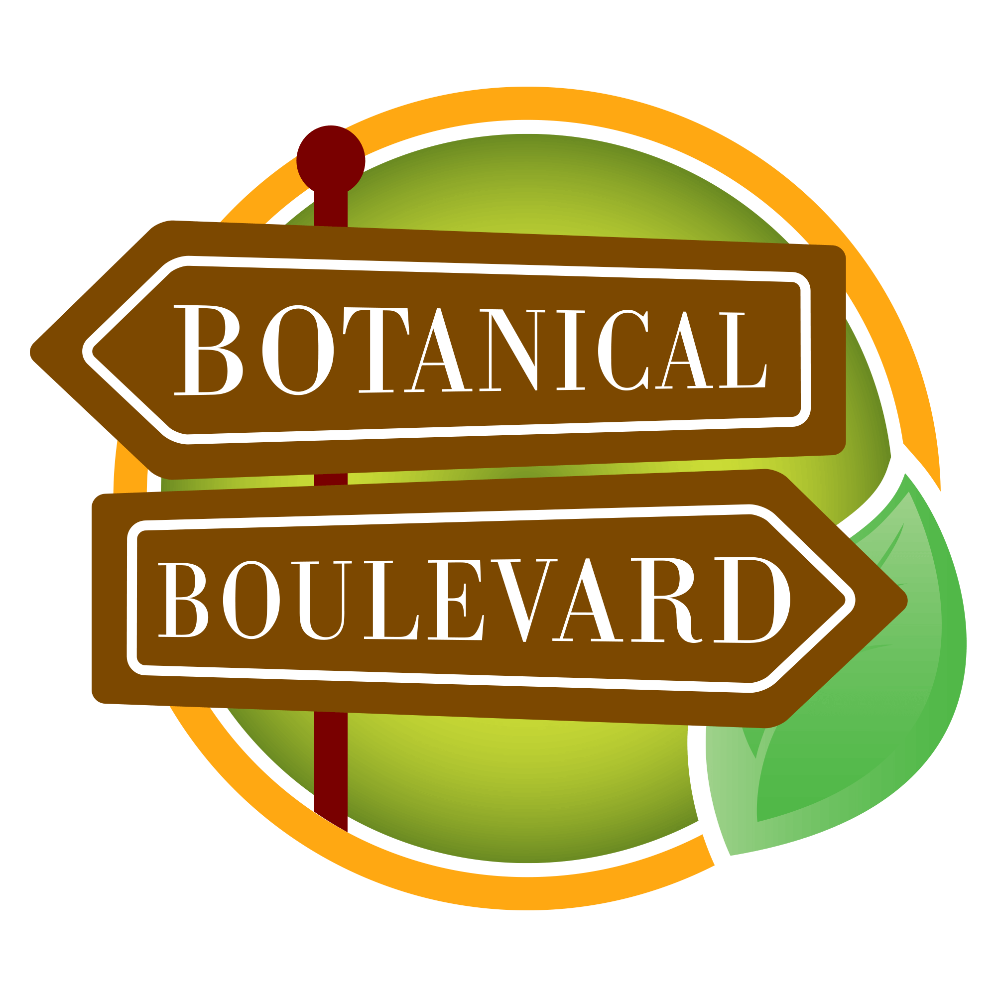 Botanical-logo-Icon