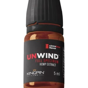 UNWIND 5 ML Full Spectrum CBD Hemp Extract
